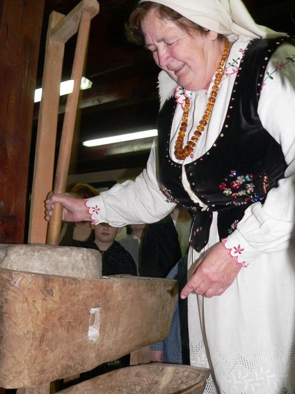 Aniela Mrówka, fot. elubaczow.com, arch.