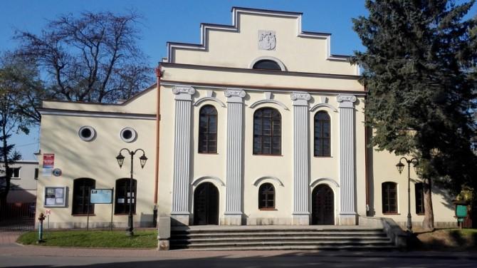 Gminny Ośrodek Kultury w Horyńcu-Zdroju, fot. elubaczow.com