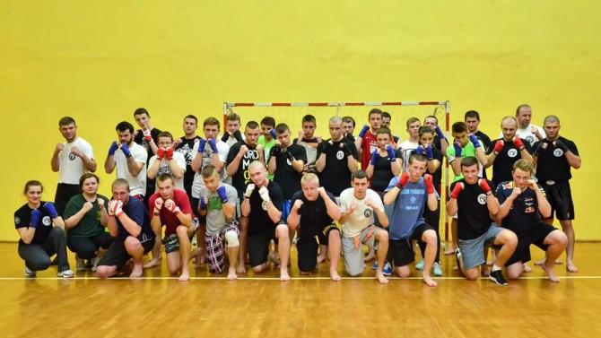Fot. Kickboxing Game Over Lubaczów