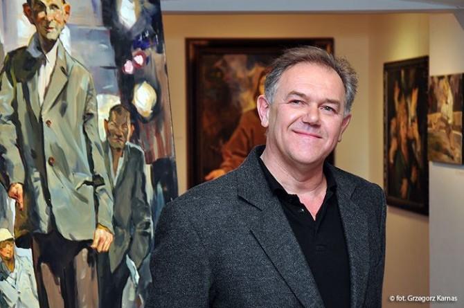 Janusz Szpyt, fot. Piotr Karnas