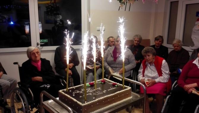 fot. 102. urodziny Zofii Sysiuk