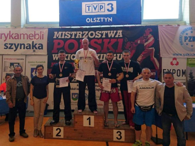Fot. facebook.com/mateusz.kubiszyn.kickboxing