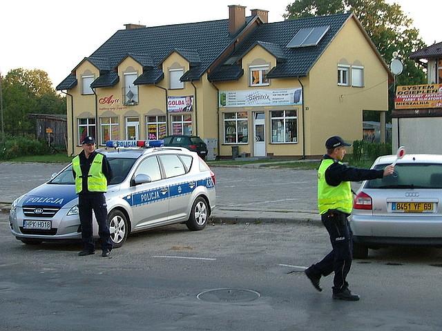 Fot. KPP Lubaczów, arch.