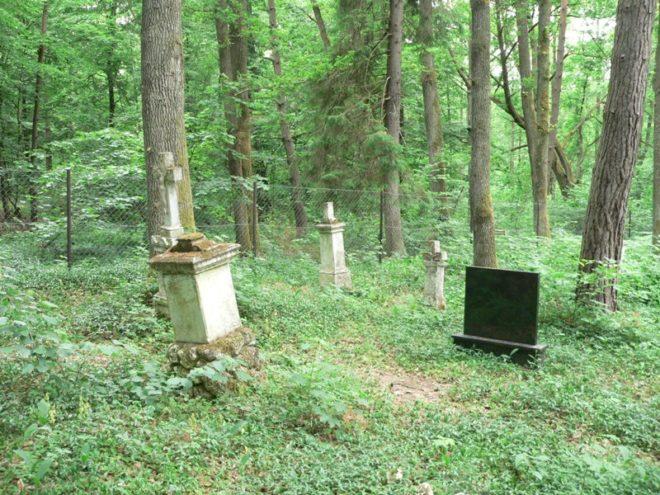 Cmentarz Miłkowski, fot. milkowskachata.pl