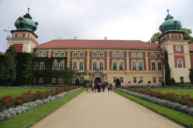 Fot. Zamek-Muzeum w Łańcucie.