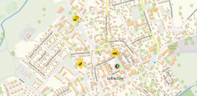 mapa_zagrozen_lubaczow